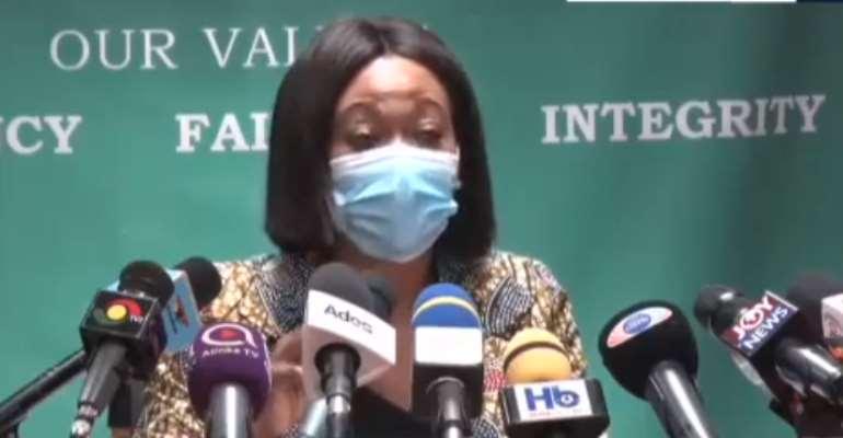 Voter Registration: 7,000 Health Personnel Released – Jean Mensa