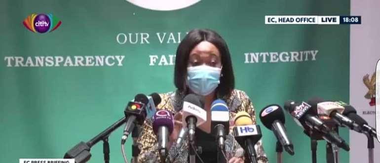 Voter Registration: Over 44,000 EC Officers Deployed – Jean Mensa