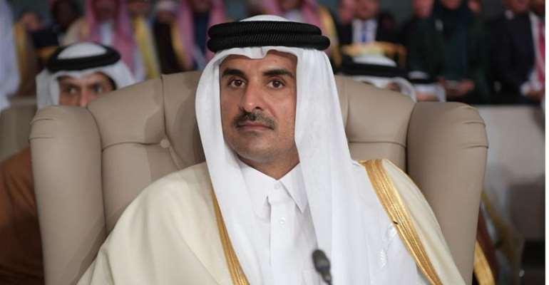 Emir and Head of State of Qatar, His Highness Sheikh Tamim Bin Hamad Al-Thani