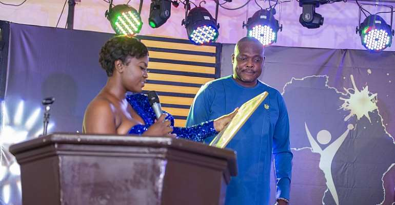 Glad to be recognised as outstanding politician in entrepreneurship and capacity building — Cape Coast North MP