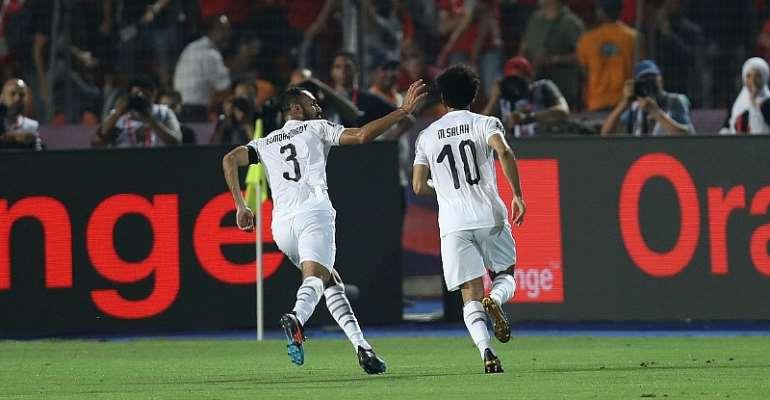 AFCON 2019: Uganda 0-2 Egypt - Salah Magic Inspires Pharaohs To Victory