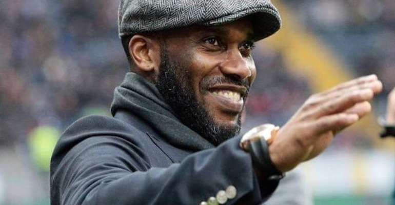 AFCON 2019: 'Ghana Must Uplift Their Game If They Want To Clinch AFCON' - Jay Jay Okocha