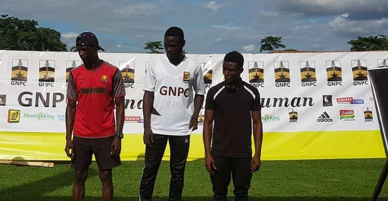 Edwin Gadayi Wins GNPC Ghana Fastest Kumasi Open 2019