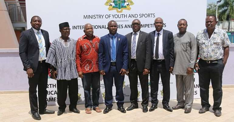 Ghana Ready For Rabat 2019 – CDM Quarcoo