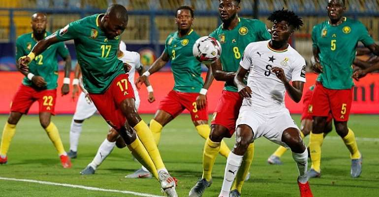 AFCON 2019: I Didn't Give My Best Against Cameroon', Says Thomas Partey