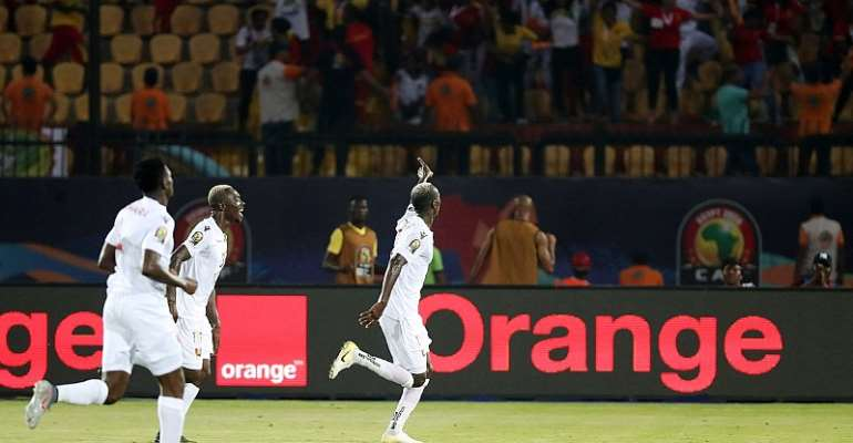 AFCON 2019: Burundi 0-2 Guinea - Last victory Gives Syli National Hope For Round 16