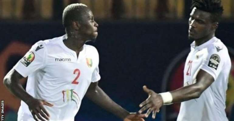 AFCON 2019: Guinea Win To Keep Qualification Hopes Alive
