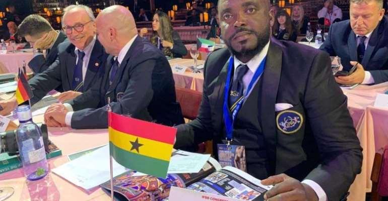 Kurt Okraku Hailed For Changing Face Of Ghana Football Despite Coronvirus Crisis
