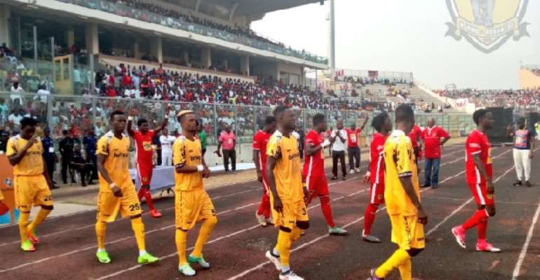 CONFIRMED: Kotoko & Ashgold To Play In Africa Next Season