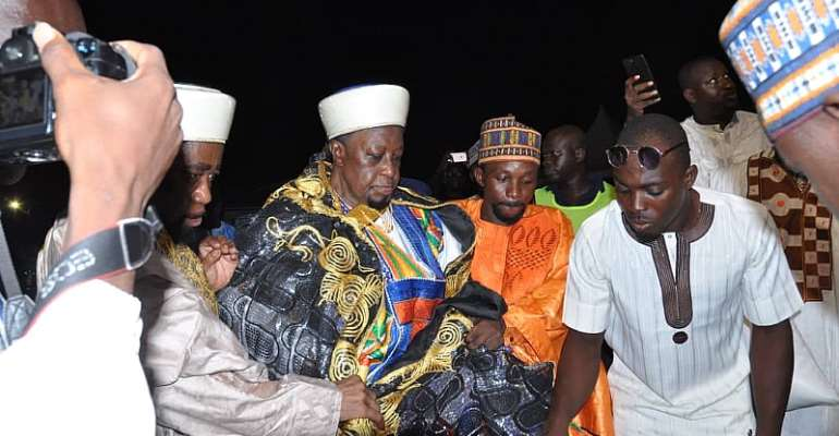 Voter Registration: 'Let There Be Peace'...Faidhatu-Tijaniyya Ibrahimiyya Council Of Ghana Urges