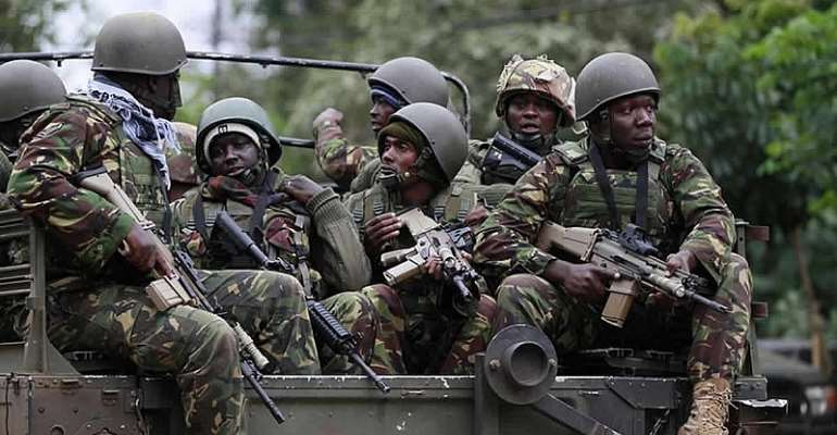 PPP On The Use Of Military Across Border Regions Of Ghana