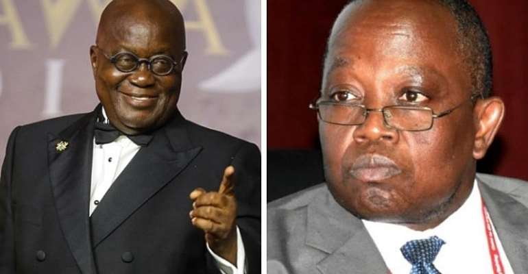 Akufo-Addo Directing Domelevo To Proceed On Leave Authoritarian, Abuse Of Power – DYMOG