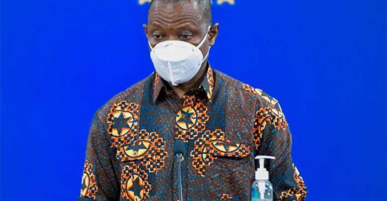 Dr Patrick Kumah Aboagye