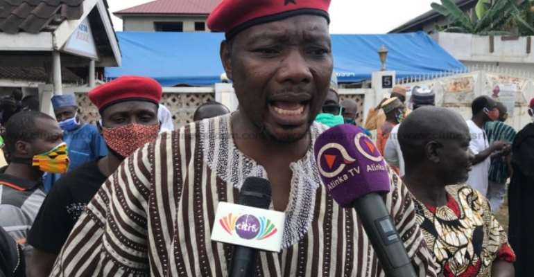 Voter Register: We've Alerted Some Potential Dangers And EC Must Watch Out – Mornah