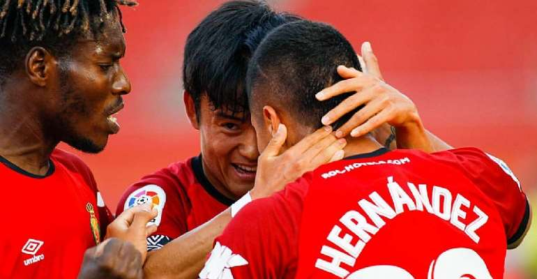 Defender Lumor Agbenyenu Sustains Injury In Mallorca's Big Win Against Celta Vigo