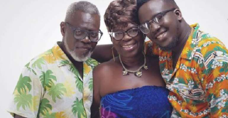Using my parents in my skits has never been free - Comedian SDK dele reveals