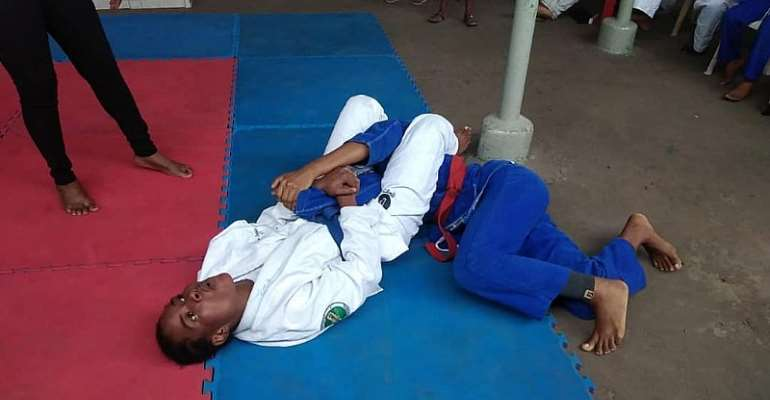 Grappling is here to stay – Combat Sports Ghana chief after maiden Ghana Open success