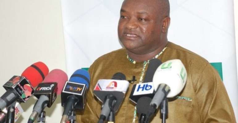 Reckless Akufo-Addo who demonstrated 54 times now preventing others – Hassan Ayariga