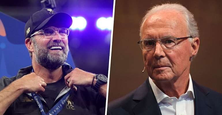 Franz Beckenbauer Wants The Liverpool's World Class Gigantic Trainer, Jürgen Klopp As Coach For The FC Bayern Munich