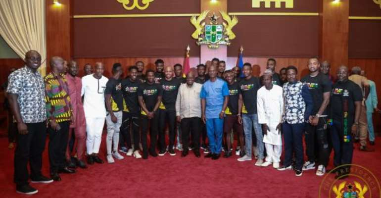 AFCON 2019: Budget For Black Stars For Africa Cup of Nations To Be Approved On Friday