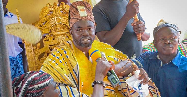 Chereponi Conflict: Saboba Paramount Chief Says Fight Is Over, Time for Peace