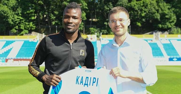 OFFICIAL: Kadrir Mohammed Completes FC Dynamo Kyiv Move
