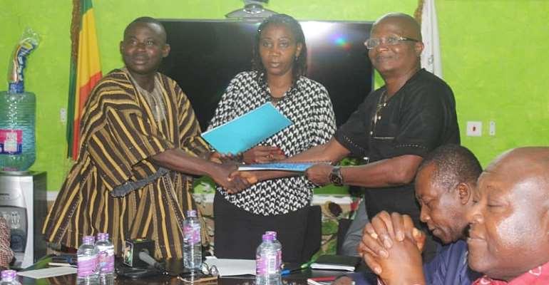 Ghana, Seira Leone Share Ideas In Local Governance For Development