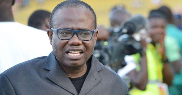 'I Take Consolation From Prophet Mohammed', Says Former GFA Boss Kwesi Nyantakyi [VIDEO]