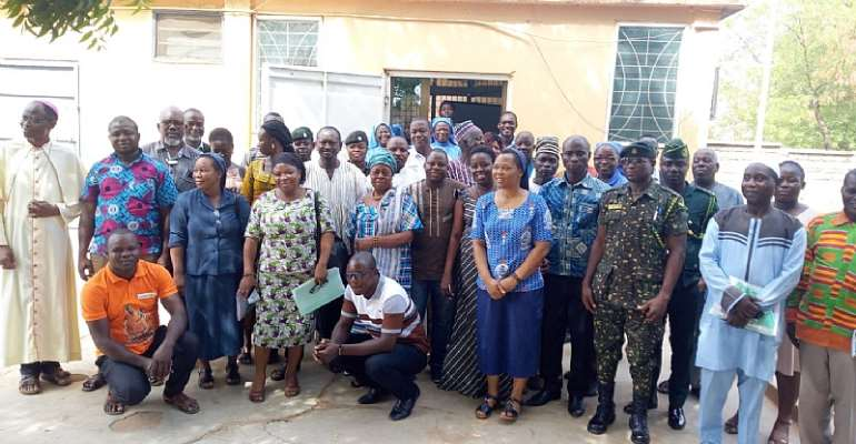 U/E/R: Stakeholders Brainstorm Ways To Tackle Child Abuse