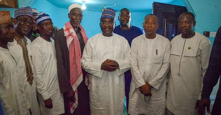 Sawla Muslims Laud Akufo-Addo For 'Planting for Food and Jobs', Other Policies