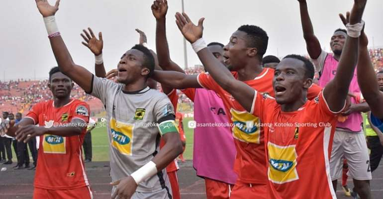 CONFIRMED: Asante Kotoko Withdraw From Normalization Special Competition