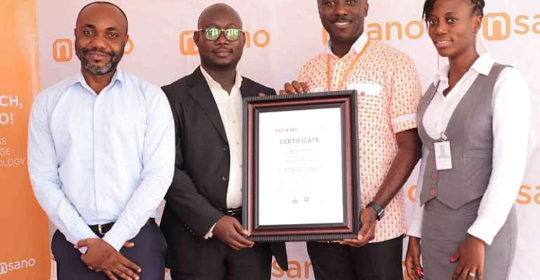 Nsano Focuses On Information Security To Tackle Fraud