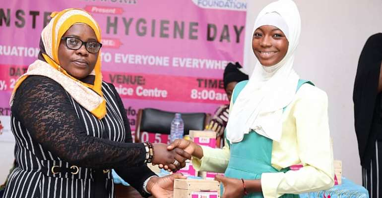 YWLN To Train Girls In Making Reusable Pads