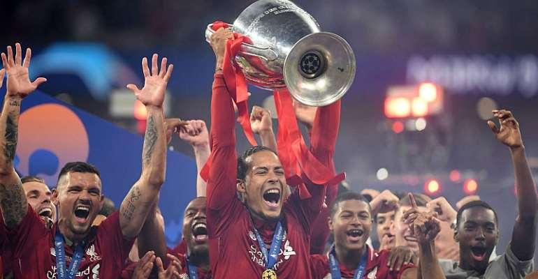 Champions League Squad Of The Season Announced