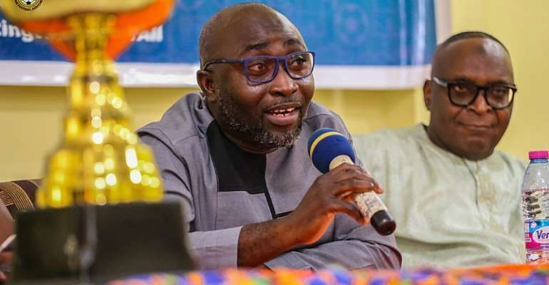 Accounts Of The GFA Will Be Published At The End Of Year – Prosper Addo Confirms