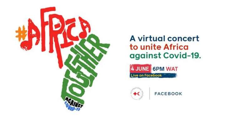 Facebook, Red Cross Launch #AfricaTogether Campaign For Vigilance Against COVID-19