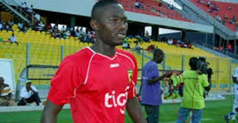 Eric Bekoe Hails Bashir Hayford's Influence On His Career