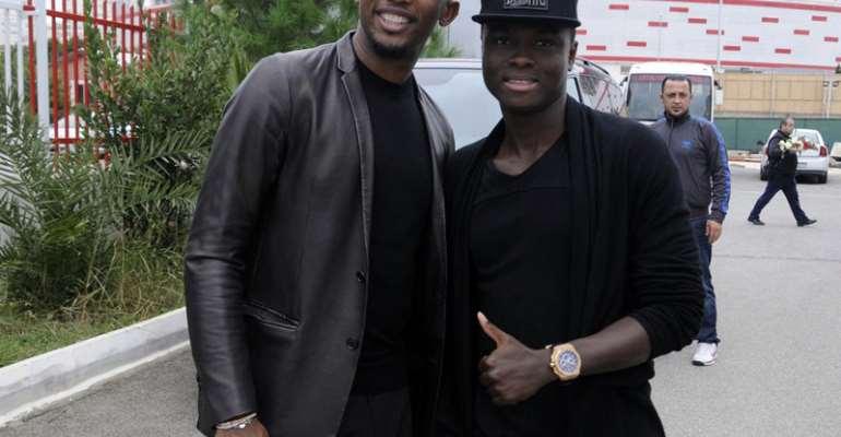 Samuel Eto'o Is Africa's All Time Best Player - Samuel Inkoom