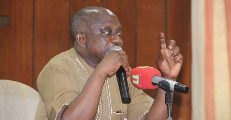 Voters' Registration: Everyone Will Be Safe – A/R Minister Assures