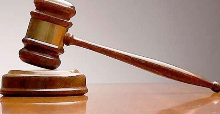 'Terror' Land Guard Collapses In Court; Resuscitated With Water To Drink