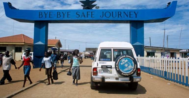 Ghanaians Along Ghana-Burkina Faso Border Calls For Tight Security