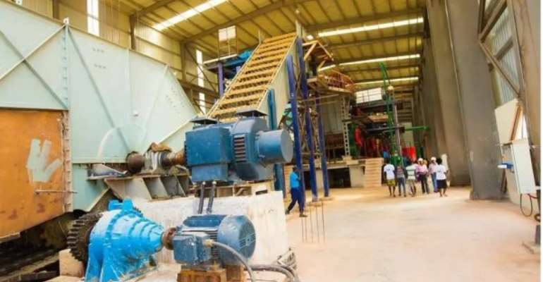 Ghanaian Company To Takeover Komenda Sugar Factory