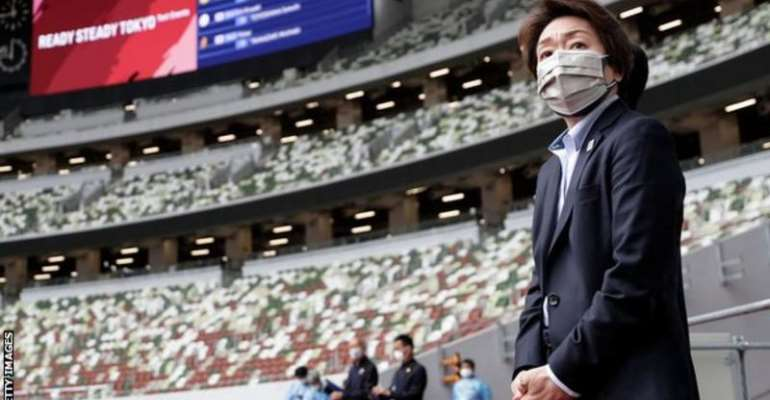 The 2020 Olympic Games were postponed by one year because of the Covid-19 pandemic