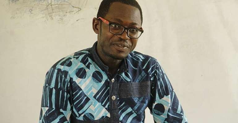 University of Health and Allied Sciences SRC president Felix Kodjo Apaloo