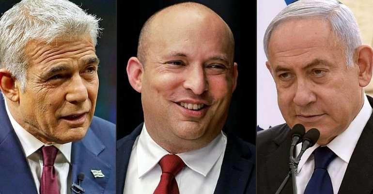 GIL COHEN-MAGEN, MENAHEM KAHANA, DEBBIE HILL AFP/File