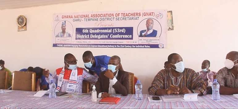 Garu: Lack of textbooks and infrastructure affecting teaching and learning — GNAT