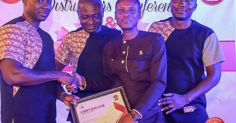 Kasapreko Wins Most Admired Brand In Africa