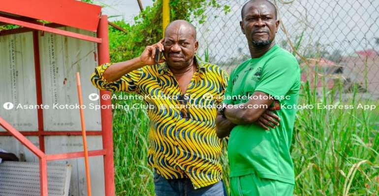 OFFICIAL: Kotoko Pull Out Of Normalization Committee Special Cup; Hearts Qualifies