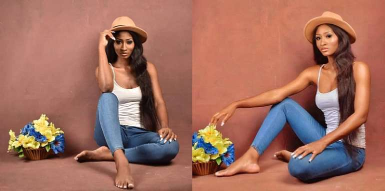 Diamond Omonzokpia Miss Reliable Nigeria 2018 ShareS Attractive Photos