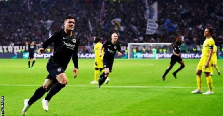 Real Madrid To Sign Eintracht Frankfurt Striker Luka Jovic